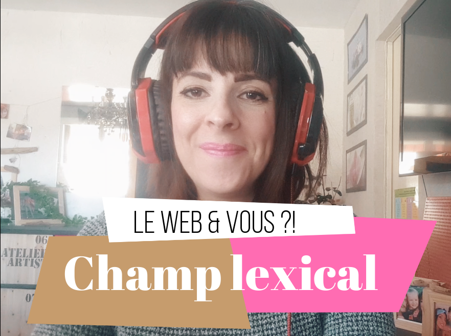 champs lexical site internet referencement